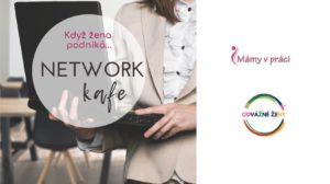 pozvánka na NETWORK kafe